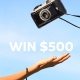 WIN* a $500 shopping spree