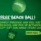 free beach ball