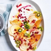 autumn fruit salad